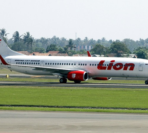 LionAir Boeing MAX crash is potentially the result of a mix of factors including decisions taken by manufacturers and the FAA and the airline