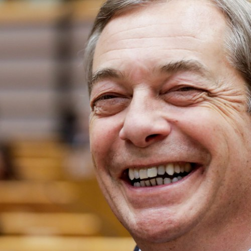New Brexit Party supported by Nigel Farage officially recognised by British Electoral Commission