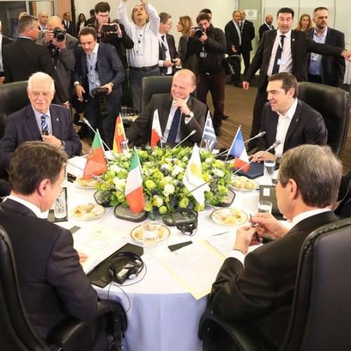 Turkey slams Med7 joint declaration