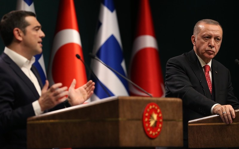 Greece and Turkey pledge to strengthen cooperation on the sector of security