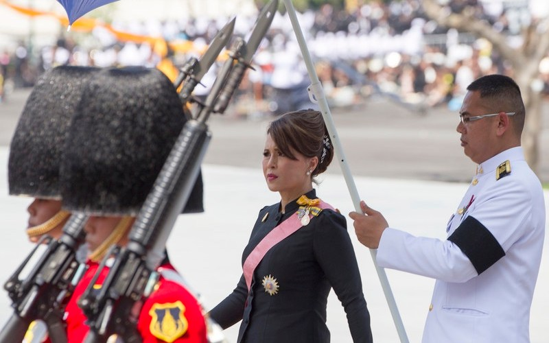 The sister of Thailand's King to contest election for Prime Minister in a move which breaks with tradition