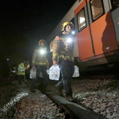 One dead, multiple injured as two trains collide head-on near Barcelona