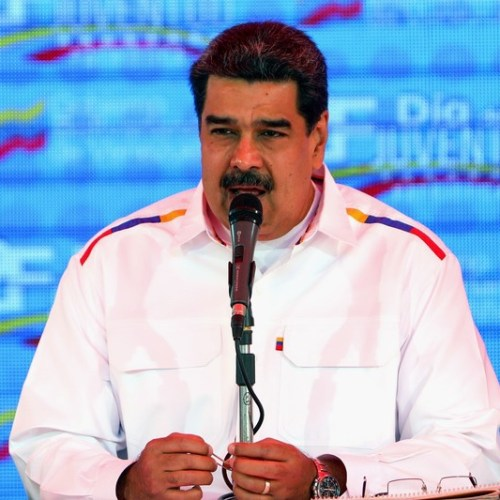 Venezuela's Maduro orders EU envoy to leave the country