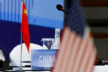 U.S. and China may meet at Singapore's 'Davos', WEF says