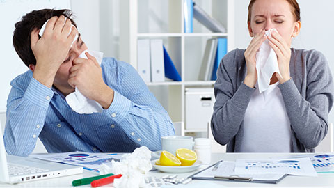 France mulls encouraging people on sick leave to work for home to tackle absenteeism