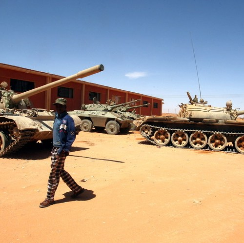 Libya's Presidential Council declares military alert in view of imminent suspicions offensive against Tripoli