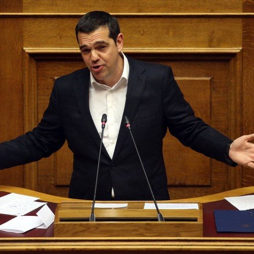 Greek government strengthens fight against corrupt politicians