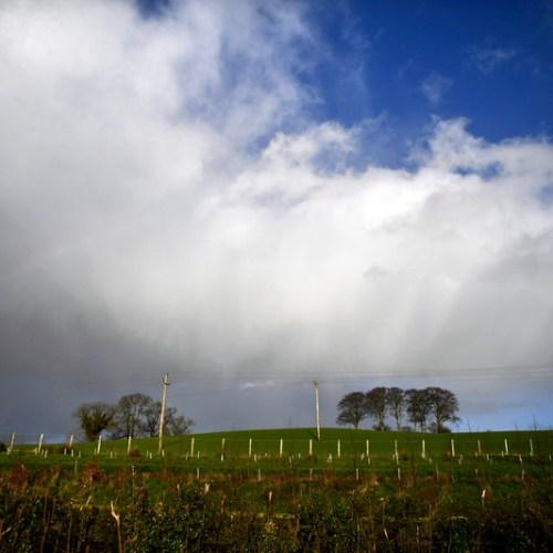 Corporate Dispatch Photo of the Day – Rainbow over the Irish Border