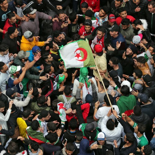 Thousands stage more protests in Algeria