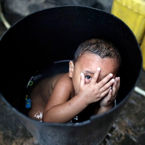 Photo Story – Philippine draught