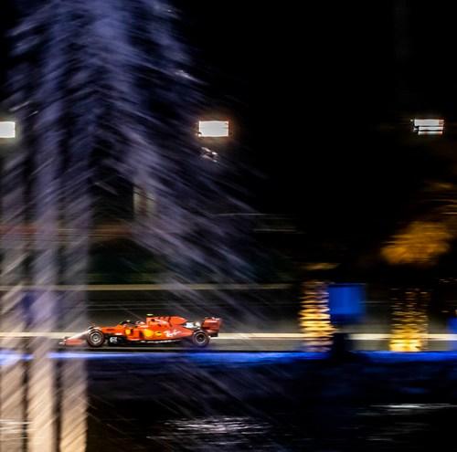 Ferrari's Leclerc takes pole positioning Bahrain's Grand Prix