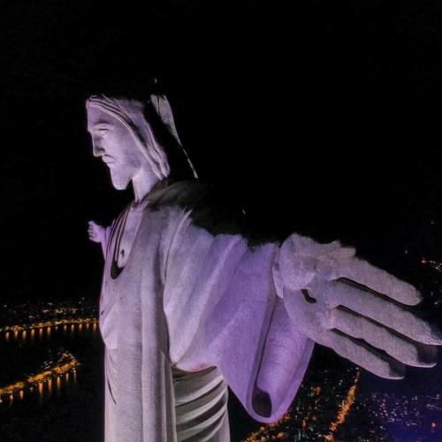 Photo Story – Earth Hour in Rio de Janeiro
