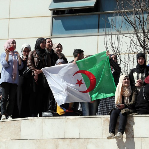 Algeria's Bouteflika offers to leave… within one year