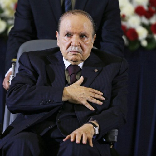 Bouteflika confirms he will seek re-election