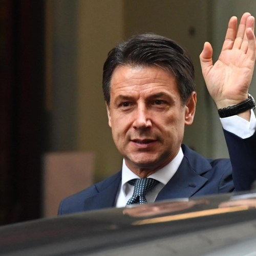 Italian PM Conte rules out another term