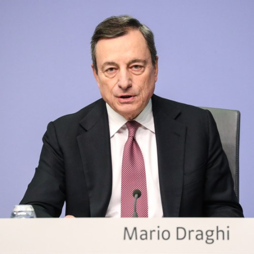 Marked slowdown in eurozone growth says ECB chief