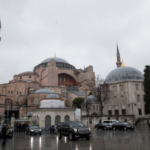 Hagia Sophia in Istanbul to become a mosque