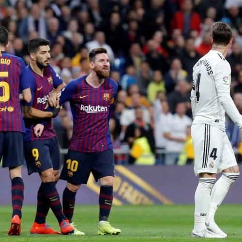 La Liga authorised to return from 8 June