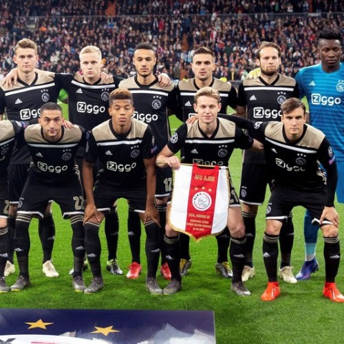 Ajax shares register record high after victory against Real Madrid