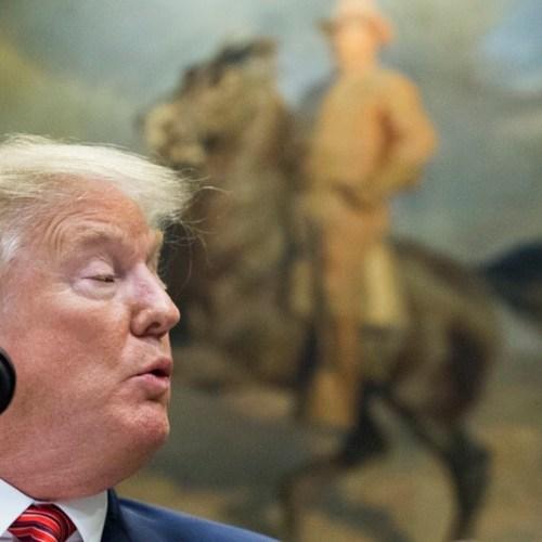 Democrats formally demand Trump's tax returns from IRS
