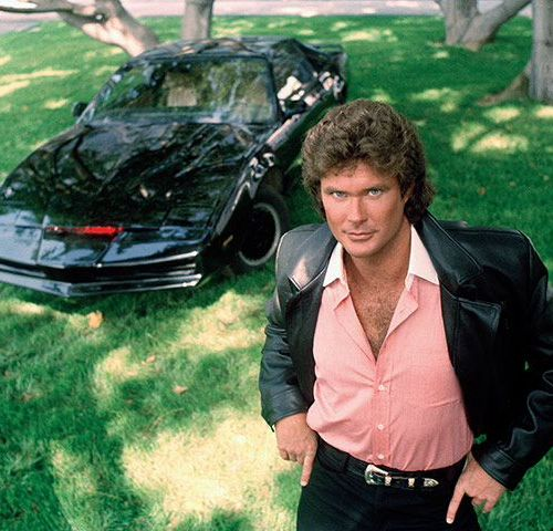Knight Rider set to return to TV screens