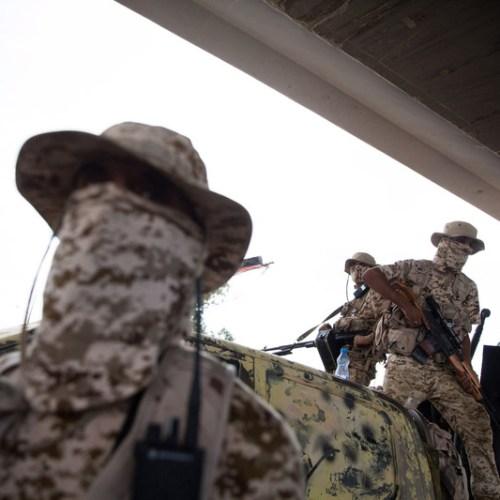 Fighting breaks out in Tripoli