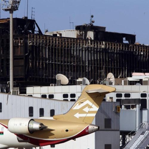 Tripoli seeks to end European airspace ban on Libyan airlines
