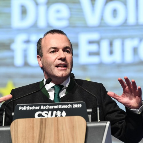 Weber insists that Turkey will not become an EU member