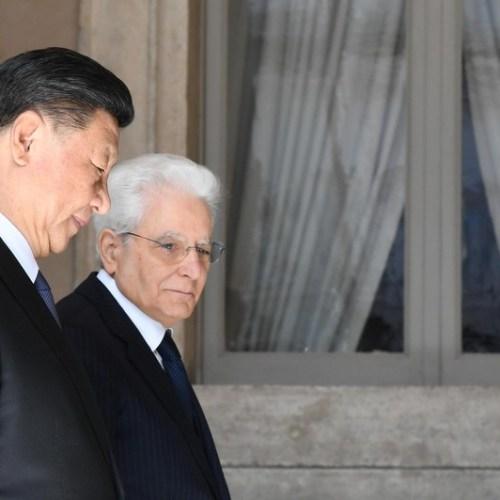 Italian President Mattarella praises Silk Road memorandum
