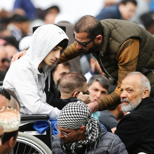 The Islamic call to prayer rings out across New Zealand to honour Christchurch victims