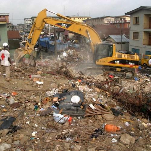 Children killed in Nigeria school collapse