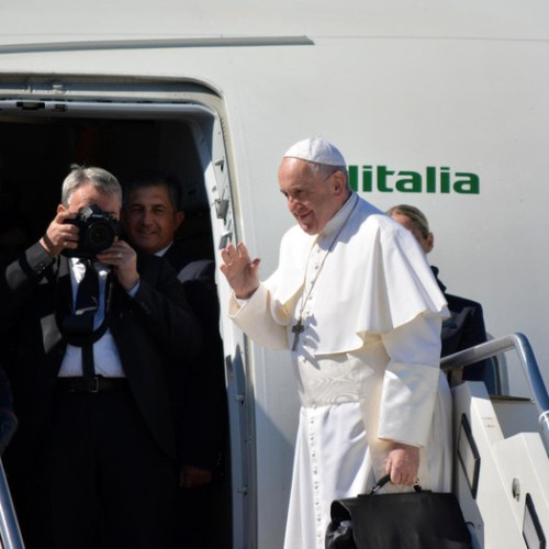 Pope starts 27-hour visit to Morocco