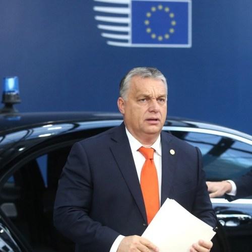 Viktor Orbán calls EPP antagonists 'useful idiots'