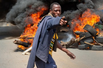 Violence spreads to South Africa's economic hub  of Johannesburg in wake of Zuma jailing