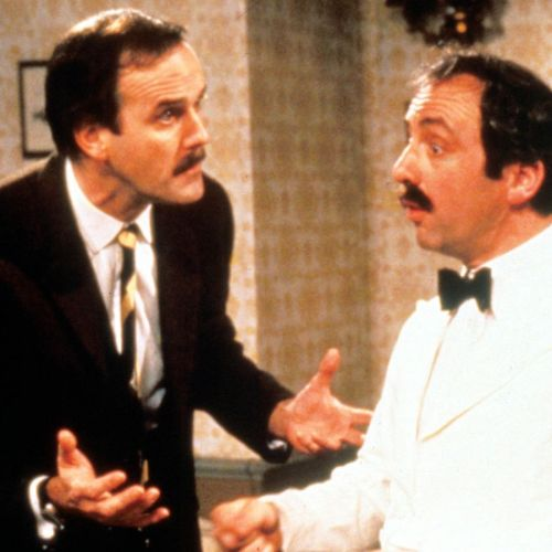 Fawlty Towers named greatest British sitcom of all time