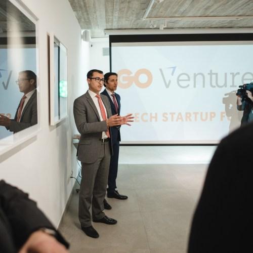 €2 million GO Ventures Fund for Tech Startups