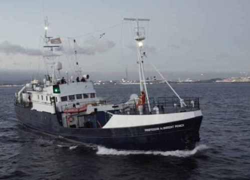 Alan Kurdi ship appeals to Europe for a safe port