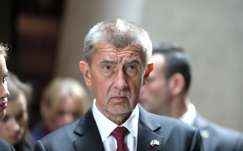 Czech police recommend charges against Prime Minister