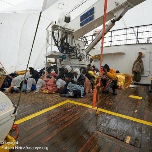 Alan Kurdi ship saga ends… migrants to be taken in by four EU countries