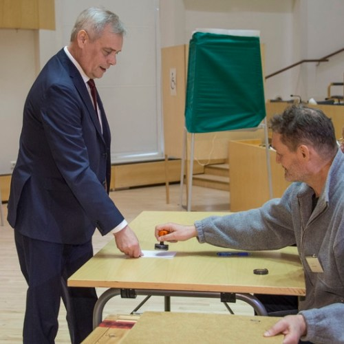 Parliamentary elections in Finland