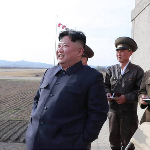 North Korea test fires new tactical guided weapon