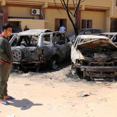 Filipinos start evacuating from Libya