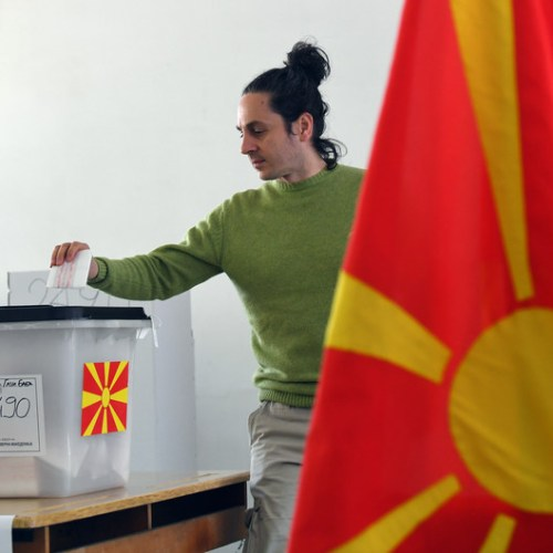 North Macedonia presidential vote heads for run-off