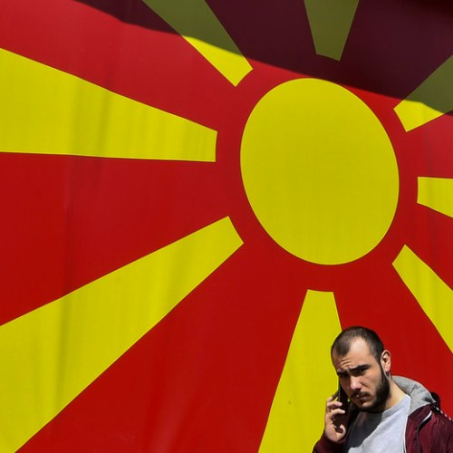 Historic first Presidential vote in North Macedonia tainted by fears of low turnout
