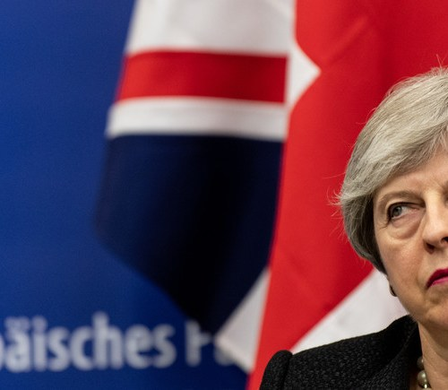 May's last-ditch attempt to meet Macron and Merkel before emergency Brexit summit