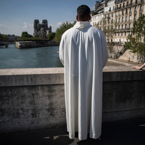 Notre Dame Cathedral has now been stabilized