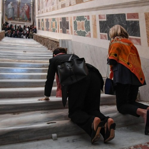 Photostory: Scala Santa returns to original beauty