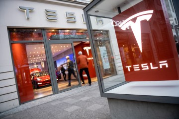 Tesla joins $1 trillion club after 12% increase in stock value