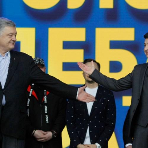 Ukraine heads to the polls