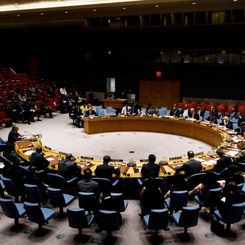 Germany calls for UN Security Council meeting on Libya